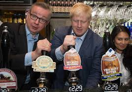 Image result for UK politicians drinking